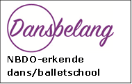 NBDO-erkende dans/balletschool